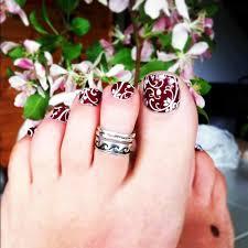 29 best acrylics toe paint images on pinterest make up toe nail