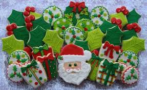 60 sweet christmas cookies