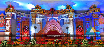 reception and wedding decoration r samikannu thannamal