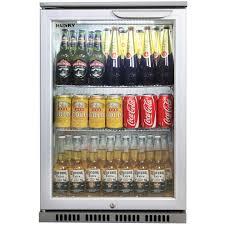 coca cola fridge glass door husky 1 door commercial bar fridge with low energy consumption