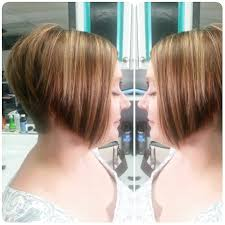 how to cut hair so it stacks inverted shaved stack bob natural hair color http