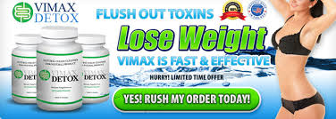 vimax detox natural system cleanser for faster weight loss usa