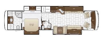 ventana floor plan options newmar 2018 ventana 4002