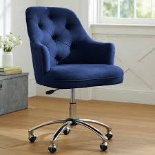 Blue Computer Chair Trend Navy Blue Office Chair 42 With Additional Home Decor Ideas