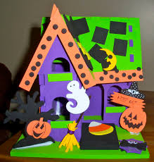 haunted house craft for kids part 44 kidsu0027 crafts foam