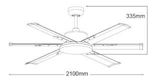 ceiling fan width for room size best ceiling fan dimensions choose the right ceiling fan length
