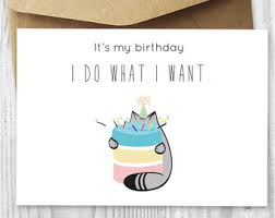 printable birthday card from the cats cat barfday