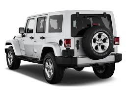 black jeep 4 door image 2016 jeep wrangler unlimited 4wd 4 door sahara angular rear