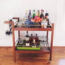 At Home Bar 31 Best Home Bar Carts Images On Pinterest Bar Carts For The
