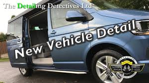 vw california new vehicle detail youtube