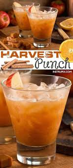 recipe fall punch recipes punch recipes and thanksgiving