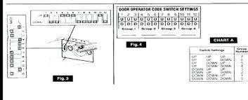 reprogram genie garage door openers program er
