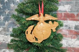 us marine corps wood ornament marine corps gifts marine
