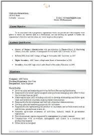 Format Of Latest Resume Resume Sample Doc Download U2013 Topshoppingnetwork Com