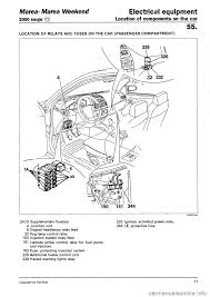 headlamp fiat marea 2000 1 g workshop manual
