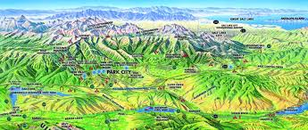 Utah State Parks Map by Park City U0026 Deer Valley Real Estate Guide I Find Utah Area Maps