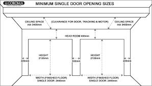 2 car garage door dimensions standard 442 car garage door size standard 442 car garage door