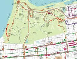 san francisco map for tourist baker san francisco tourist map baker san francisco