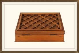 Oak Trellis Sold Vintage Oak Trellis Design Jewellery Box Jb222 85 00 Product
