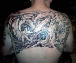 wonderful upper back upper back tattoo golfian com