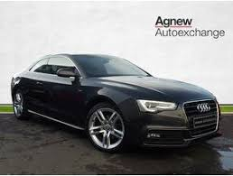 northern audi audi a5 used cars for sale in northern on auto trader uk