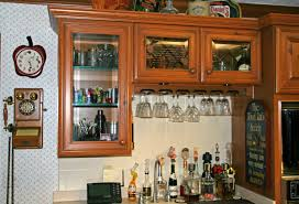 bar small home bars beautiful bar wall cabinets with glass doors