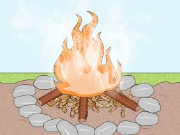 4 ways to make colored fire wikihow