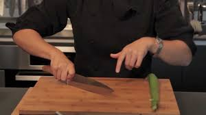 knife cut the proper cutting technique youtube