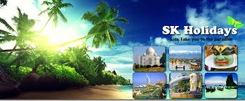 welcome to sk holidays travel in india international