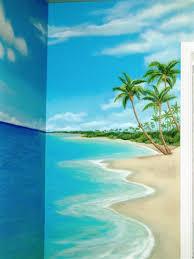 Ocean Themed Kids Room by 29 Best Beach Murals Images On Pinterest Beach Mural Kids
