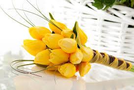 Bridesmaid Bouquets Yellow Bridesmaid Bouquets U2013 Yellow Wedding Bouquets Yellow