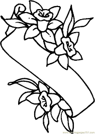 Hand Washing Coloring Sheet - 5 best images of printable coloring pages welcome to banner