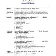 Resume Template Medical Assistant Microsoft Resume Templates Medical Assistant Fred Resumes