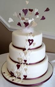 simple wedding cake designs weddings plaza ideas for modern wedding cakes fondant cake images