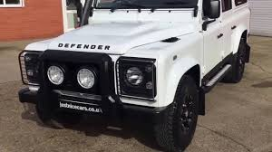 land rover safari for sale 2012 12 land rover defender 110 2 2 tdci 7 seater xs for sale