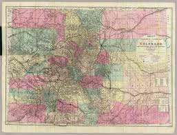 Map Of The State Of Colorado by Colorado2megs Jpg