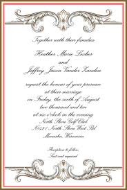 formal invitation formal invitation letter for sle template party sle create