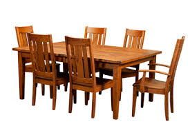 Amish Dining Room Furniture Jacoby Dining Room Set Amish Furniture Factory Amish Furniture