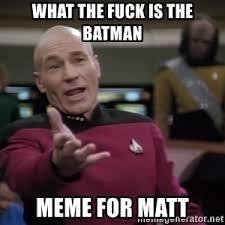 Captain Picard Meme - captain picard annoyed meme generator