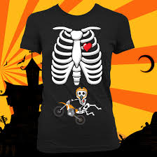 baby halloween t shirts pregnant skeleton shirt motocross baby pregnant halloween