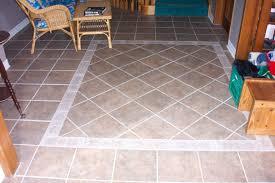 ceramic tile kitchen floor ideas cool tile floor patterns ideas