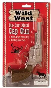 amazon com toysmith wild west metal cap gun toys u0026 games