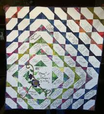 Wedding Quilt Sayings 21 Best Easy Quilts Signature Quilt Images On Pinterest