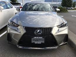 lexus for sale vancouver bc new 2017 lexus is 350 for sale north vancouver bc