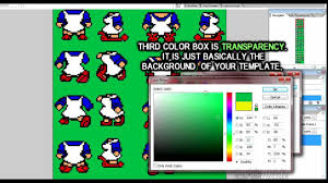 how to index a graal body template photoshop youtube