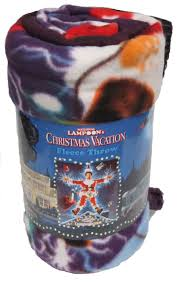 national lampoon u0027s christmas vacation shocking clark fleece throw