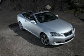 silver lexus photo lexus 2010 is350c convertible cabriolet silver color 5184x3456