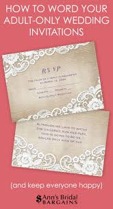 best 25 how to word wedding invitations ideas on pinterest how