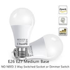 switch 3 way led light bulb variable 3 brightness level bulb 3 way 10w 6w 2w led light bulb no