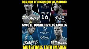 Memes De La Chions League - chions league los mejores memes del sorteo de cuartos de final